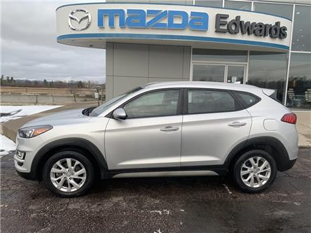 2019 Hyundai Tucson Preferred (Stk: 22555) in Pembroke - Image 1 of 11