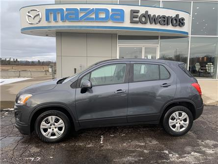 2015 Chevrolet Trax LS (Stk: 22553) in Pembroke - Image 1 of 9
