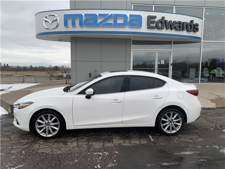 2018 Mazda Mazda3 GT (Stk: 22534) in Pembroke - Image 1 of 12