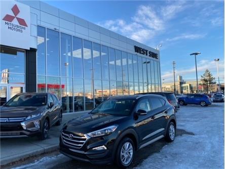 2017 Hyundai Tucson SE (Stk: T20019A) in Edmonton - Image 1 of 21