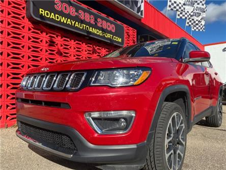 2017 Jeep Compass Limited (Stk: 14573) in SASKATOON - Image 1 of 21