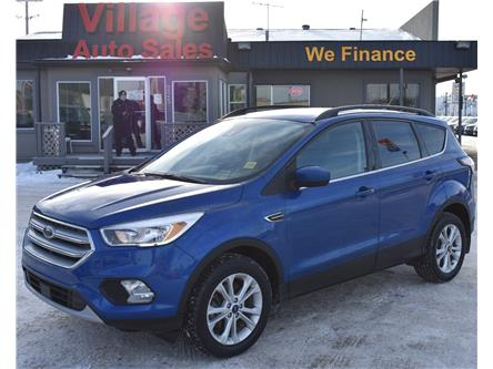 2018 Ford Escape SE (Stk: P38118) in Saskatoon - Image 1 of 21