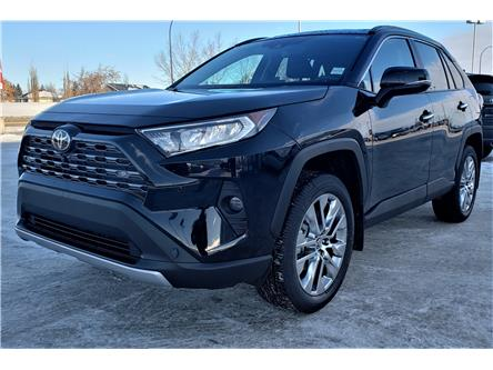 2021 Toyota RAV4 Limited (Stk: RAM033) in Lloydminster - Image 1 of 20