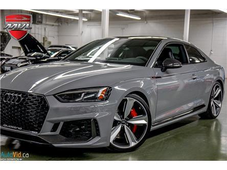 2018 Audi RS 5 2.9 (Stk: ) in Oakville - Image 1 of 38