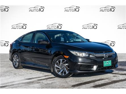 2016 Honda Civic EX (Stk: 34333AU) in Barrie - Image 1 of 27