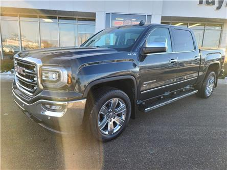 2018 GMC Sierra 1500 SLT (Stk: 2013251) in Regina - Image 1 of 30
