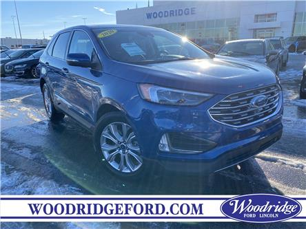 2020 Ford Edge Titanium (Stk: 17682) in Calgary - Image 1 of 23