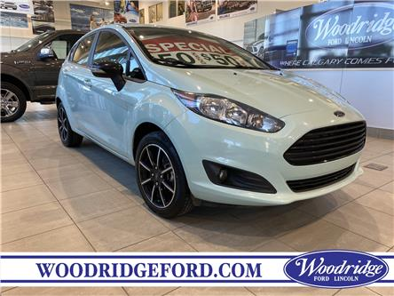 2019 Ford Fiesta SE (Stk: 17698) in Calgary - Image 1 of 21