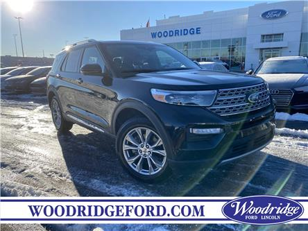 2020 Ford Explorer Limited (Stk: 17708) in Calgary - Image 1 of 25