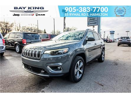 2021 Jeep Cherokee Limited (Stk: 46978762) in Hamilton - Image 1 of 30