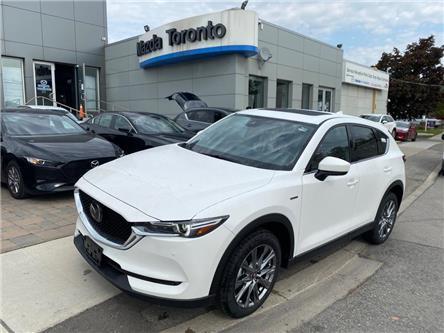 2021 Mazda CX-5 GT w/Turbo (Stk: 21133) in Toronto - Image 1 of 29