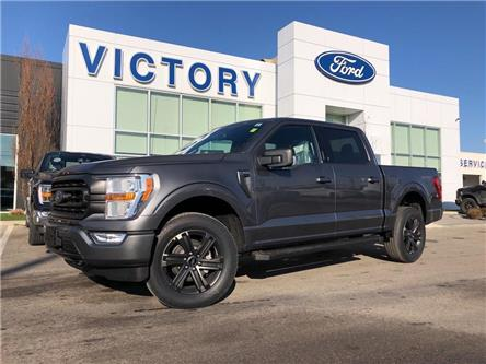 2021 Ford F-150 XLT (Stk: VFF19969) in Chatham - Image 1 of 15