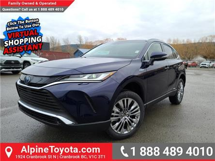 2021 Toyota Venza XLE (Stk: J016640) in Cranbrook - Image 1 of 26