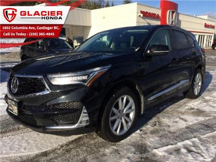2019 Acura RDX Base (Stk: 9-1793-0) in Castlegar - Image 1 of 25