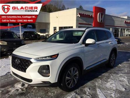 2020 Hyundai Santa Fe Preferred 2.4 (Stk: 9-0148-0) in Castlegar - Image 1 of 25