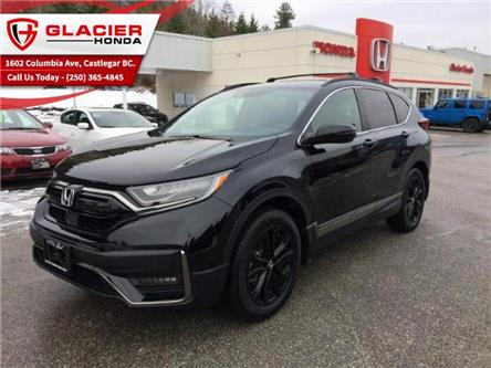 2020 Honda CR-V Black Edition (Stk: 9-1508-B) in Castlegar - Image 1 of 25