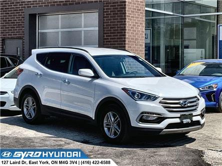 2018 Hyundai Santa Fe Sport 2.4 Base (Stk: H3133) in Toronto - Image 1 of 17