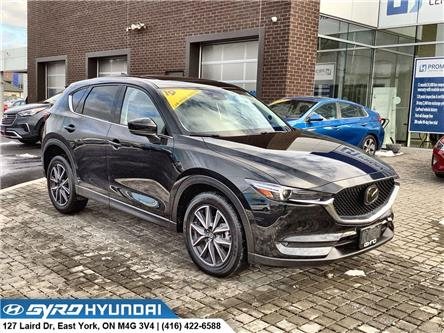 2019 Mazda CX-5 GT (Stk: H6203A) in Toronto - Image 1 of 30