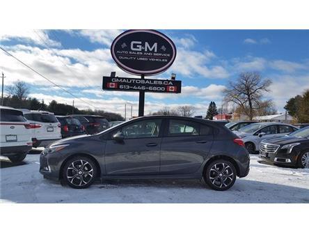 2019 Chevrolet Cruze LT (Stk: ks616271) in Rockland - Image 1 of 11