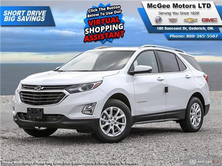 2021 Chevrolet Equinox LT (Stk: 133773) in Goderich - Image 1 of 23