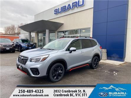 2021 Subaru Forester Sport (Stk: 411914) in Cranbrook - Image 1 of 24