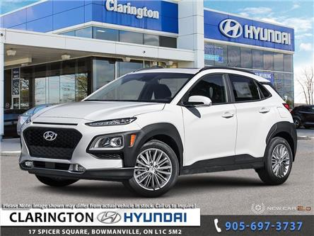 2021 Hyundai Kona 2.0L Luxury (Stk: 20842) in Clarington - Image 1 of 24