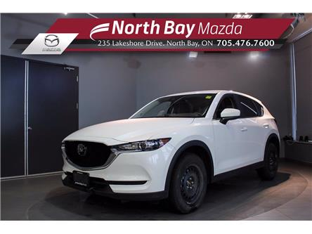2021 Mazda CX-5 GS (Stk: 2137D) in North Bay - Image 1 of 21