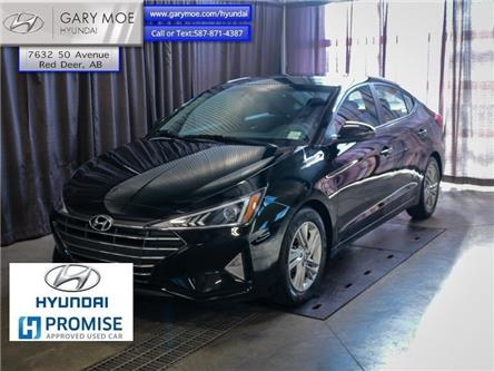 2020 Hyundai Elantra Preferred w/Sun & Safety Package (Stk: HP8497) in Red Deer - Image 1 of 24