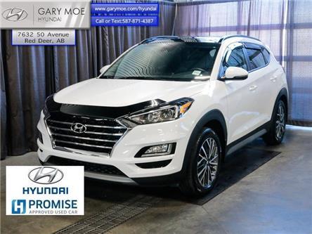 2019 Hyundai Tucson Luxury (Stk: HP8514) in Red Deer - Image 1 of 24