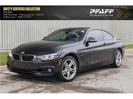 2018 BMW 430i xDrive (Stk: 23112A) in Mississauga - Image 1 of 19