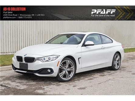 2017 BMW 430i xDrive (Stk: 23815A) in Mississauga - Image 1 of 17