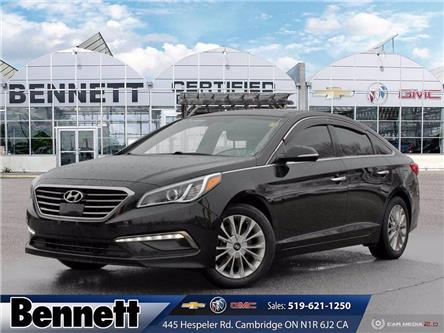 2015 Hyundai Sonata Limited (Stk: 343471A) in Cambridge - Image 1 of 27