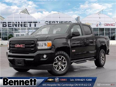 2019 GMC Canyon All Terrain (Stk: 210178A) in Cambridge - Image 1 of 27