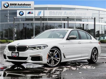 2019 BMW M550i xDrive (Stk: P10005) in Thornhill - Image 1 of 33