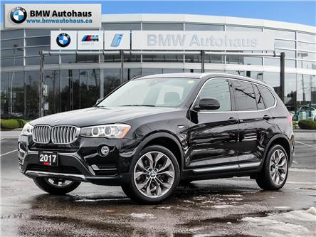2017 BMW X3 xDrive28i (Stk: P10030) in Thornhill - Image 1 of 30