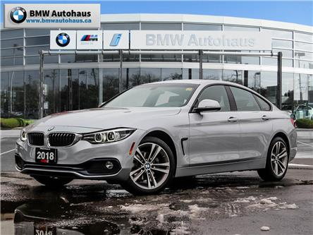 2018 BMW 430i xDrive Gran Coupe (Stk: P9946) in Thornhill - Image 1 of 22