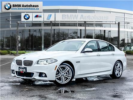 2016 BMW 528i xDrive (Stk: P9971) in Thornhill - Image 1 of 31