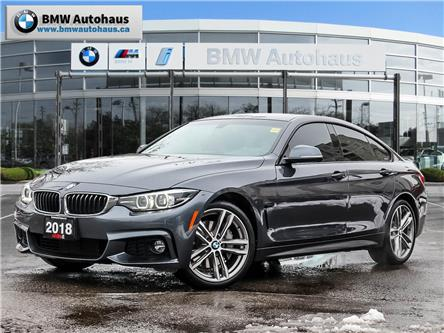 2018 BMW 440i xDrive Gran Coupe (Stk: P9975) in Thornhill - Image 1 of 31
