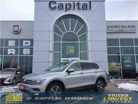 2019 Volkswagen Tiguan Highline (Stk: P3061) in Kanata - Image 1 of 28