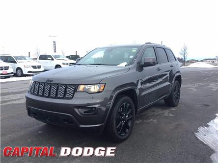 2021 Jeep Grand Cherokee Laredo (Stk: M00112) in Kanata - Image 1 of 24