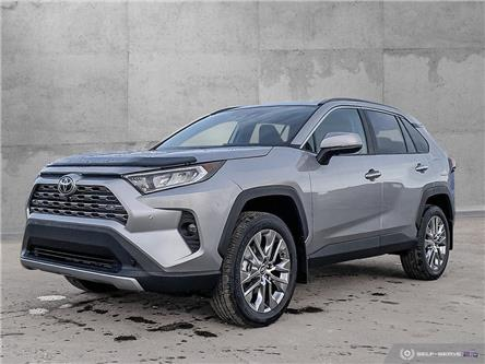 2021 Toyota RAV4 Limited (Stk: 2129) in Dawson Creek - Image 1 of 25
