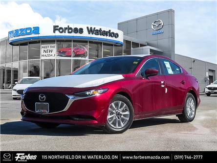 2020 Mazda Mazda3  (Stk: A6908) in Waterloo - Image 1 of 13