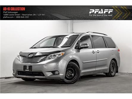 2013 Toyota Sienna XLE 7 Passenger (Stk: V5007A) in Newmarket - Image 1 of 22
