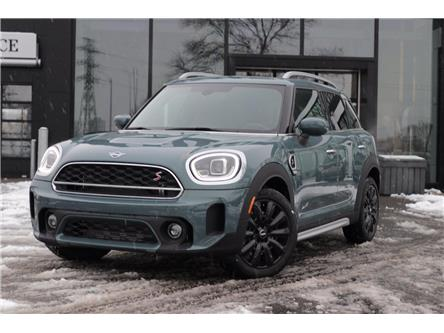 2021 MINI Countryman Cooper S (Stk: 4065) in Ottawa - Image 1 of 29