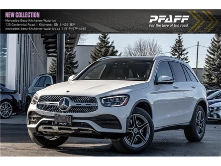 2021 Mercedes-Benz GLC 300 Base (Stk: 40026) in Kitchener - Image 1 of 22