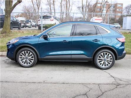 2020 Ford Escape Titanium (Stk: ES20-37119) in Burlington - Image 1 of 2