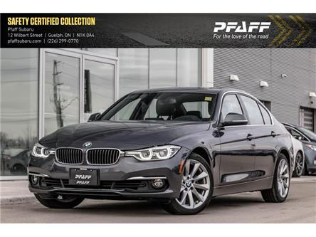 2016 BMW 328i xDrive (Stk: SU0272) in Guelph - Image 1 of 22