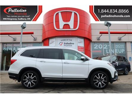 2021 Honda Pilot Touring 7P (Stk: 22835D) in Greater Sudbury - Image 1 of 39