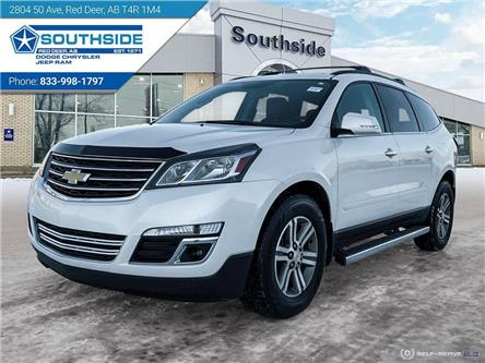 2015 Chevrolet Traverse 2LT (Stk: CE203A) in Red Deer - Image 1 of 25