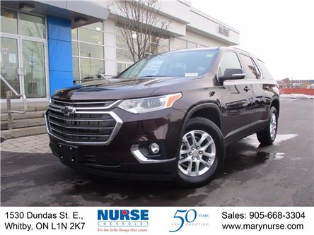 2021 Chevrolet Traverse LT Cloth (Stk: 21R012) in Whitby - Image 1 of 29